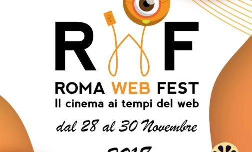 SESTA EDIZIONE DEL ROMA WEB FEST