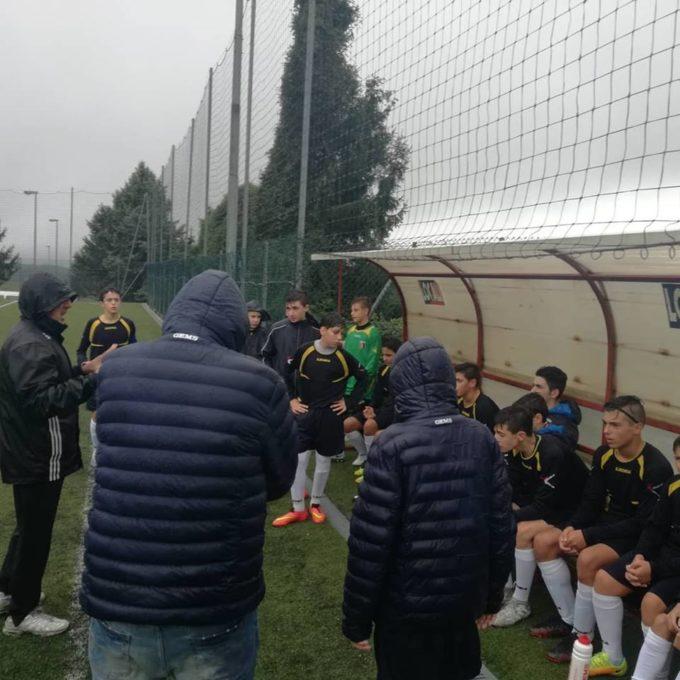 Rocca Priora (calcio), l'Under 14 provinciale si scatena contro la seconda. Mari: «Che sorpresa»