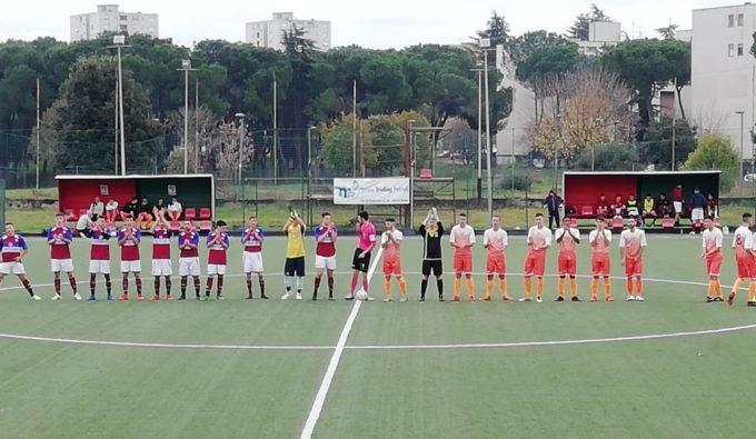 Ssd Roma VIII (calcio, Juniores prov.), Paris Borzetti: «A Setteville per dare il massimo»