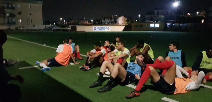 Gsd Casilina Bccr (calcio, Juniores reg.), Pelliccioni: «Momento difficile, ma resto fiducioso»