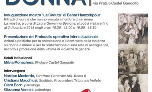 """Castel Gandolfo – """"La libertà è donna"""""""