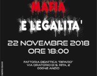"""ANZIO IL CONVEGNO """"MAFIA E LEGALITÀ"""""""