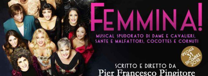 "Salone Margherita – ""Femmina"""