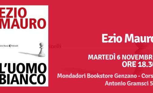 Ezio Mauro alla Mondadori di Genzano