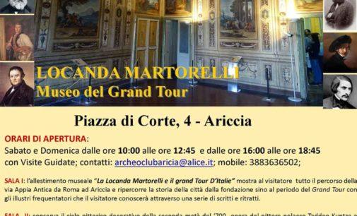"ARICCIA – TAVOLA ROTONDA  ""Goethe in Italia: verso l'Associazione Culturale Europea"""
