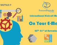 On your E-Marks. A Cori il primo meeting internazionale del progetto europeo