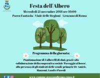 Genzano – FESTA DELL'ALBERO 2018