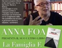 """A Marino Anna Foa con """"La Famiglia F."""""""