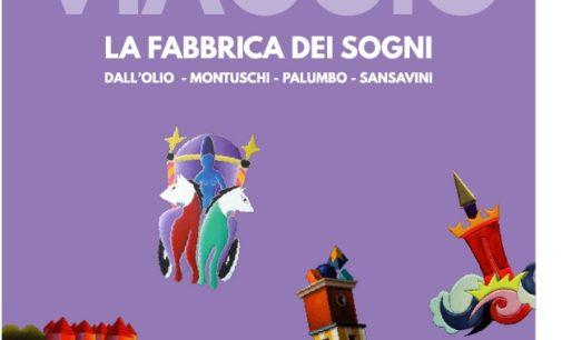 """La Fabbrica dei Sogni con """"Viaggio Onirico"""" a Roma d'Arte Expo 23-25/11"""