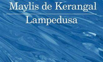 #Nonleggeteilibri – Lampedusa, donna in un interno e umanità…