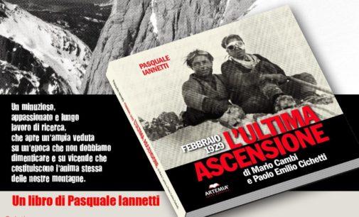 """""""Febbraio 1929, l'ultima ascensione…"""" un'epoca e i suoi protagonisti"""