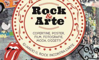 """""""Rock & Arte"""" di Guitamacchi, Follieri e Crotti"""