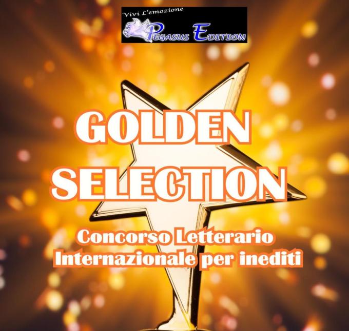 Concorso letterario per inediti Pegasus Golden Selection 2019