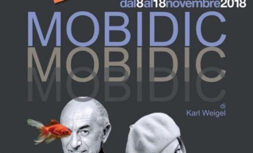 MOBIDIC di Karl Weigel con Massimo De Rossi e Roberta Anna | Debutto nazionale |dall'8 al 18 novembre