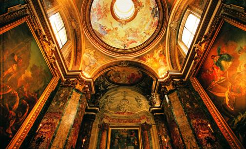 A Roma il barocco di Vivaldi e Telemann.  Quattro concerti per violino interpretati dalla Cappella Musicale Costantina