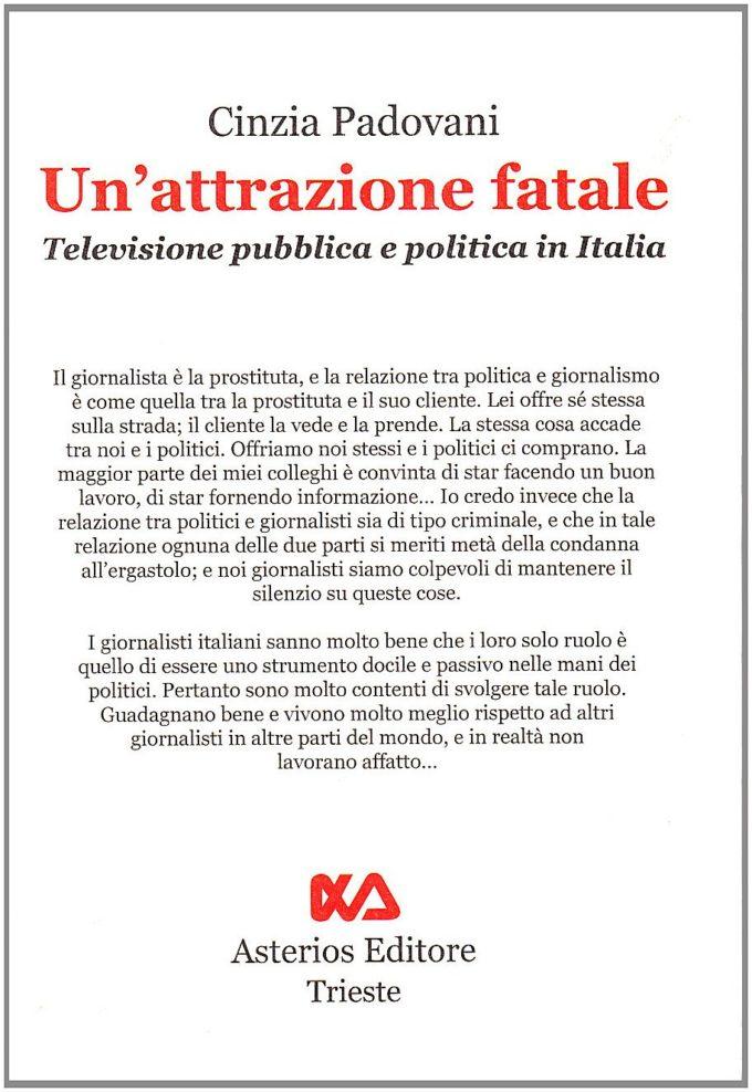 Un'attrazione fatale – Televisione pubblica e politica in Italia