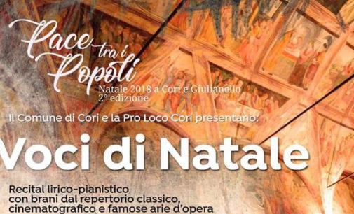 """CORI – """"VOCI DI NATALE"""""""