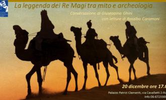 """""""La Leggenda dei Re Magi tra mito e archeologia"""""""