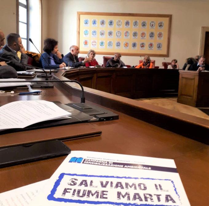 Italia Nostra Etruria sottoscrive il Manifesto di Intenti del Contratto del lago di Bolsena, del fiume Marta e della costa Tirrenica