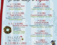 """""""Tutto un altro Natale"""" Da questo weekend al via gli eventi natalizi di Zagarolo"""