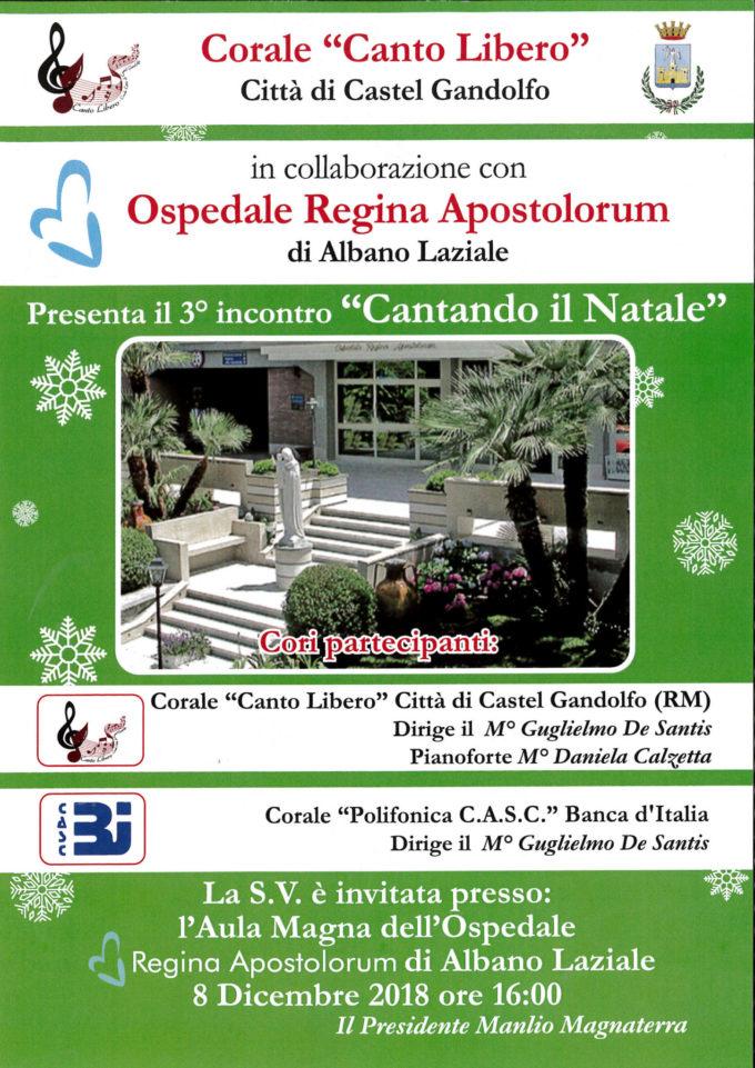 """Albano – """"Cantando il Natale"""""""