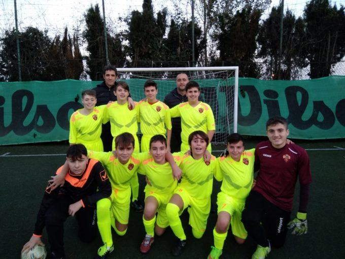 As Roma Futsal (Under 15), un inizio molto positivo. Capraro: «Diamo il massimo fino in fondo»