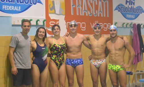 3T Frascati Sporting Village (salvamento), cinque ragazzi agli Assoluti in programma a Milano