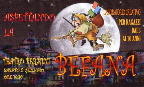 Teatro G.L. Bernini – ASPETTANDO LA BEFANA
