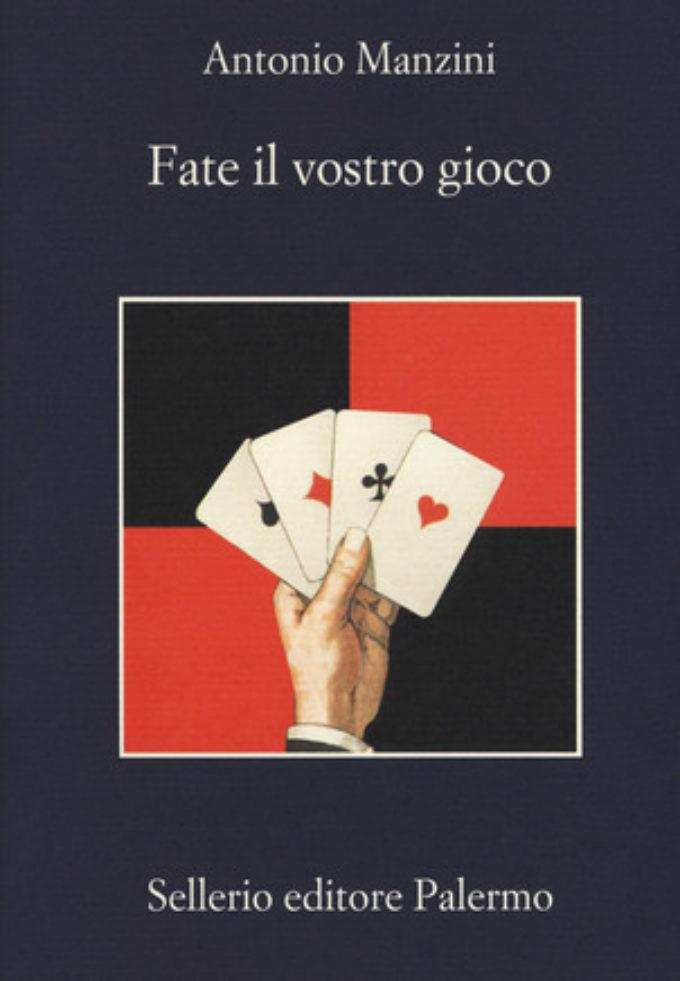 #Nonleggeteilibri – Fate il vostro gioco, nuova indagine per Rocco Schiavone