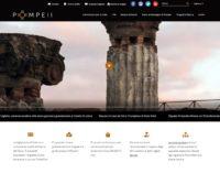 POMPEI, ONLINE IL NUOVO SITO WEB