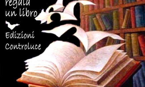 Per Natale regala un libro 'Edizioni Controluce'