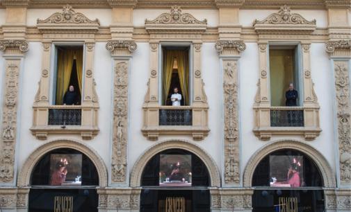 A Milano il nuovo progetto per Galleria Cracco by Sky Arte