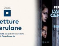Letture Merulane, Anna Bonaiuto legge L'Amica Geniale