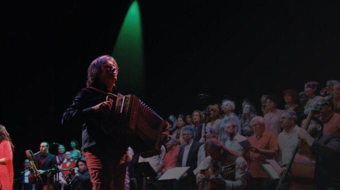 Come in cielo così in strada, apre il 2019 Sparagna all'Auditorium di Roma