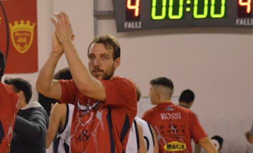 San Nilo Grottaferrata (basket, C Gold), Meschini: «Campioni d'inverno? Bello, ma conterà dopo»