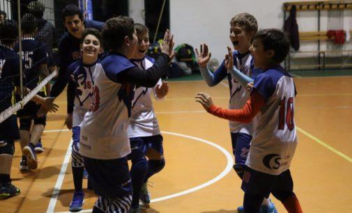 Volley Club Frascati (Under 13 maschile), Bilancioni: «Molto soddisfatti dei nostri due gruppi»
