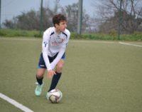 Gsd Casilina Bccr (calcio, I cat.), Gozzi e il vizio del gol: «Felice che sia servito per vincere»