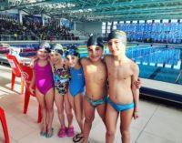 3T Frascati Sporting Village, settore nuoto in trionfo: sette titoli regionali invernali Giovanissimi