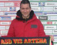 Vis Artena, Luciano Faraoni nuovo allenatore della Juniores Nazionale