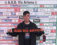 La Vis Artena ufficializza l'arrivo dell'esterno offensivo  Valerio Baldassi