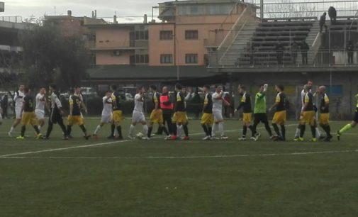 Remuntada Vjs Velletri, Spagnoli e Tafani riacciuffano il Torvajanica. Rossoneri campioni d'inverno con l'Isonzo