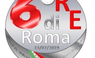 La prima 6 Ore di Roma organizata dall'Atletica Villa De Sanctis e altri runners