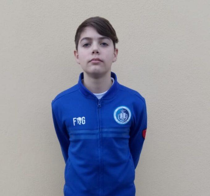 Ssd Colonna (calcio), il giovane Acciari premiato dagli avversari col cartellino verde del fair play
