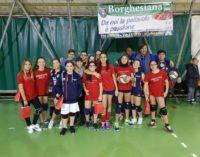 Pol. Borghesiana, il presidente D'Angelosante: «Il settore volley mantiene livelli eccellenti»