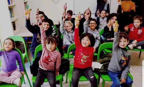 """Associazione L'Aquilone:  Vogliamo educare i bambini alla salvaguardia dell'ambiente   fin dalla scuola dell'infanzia"""""""