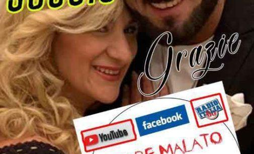 Simona Quaranta e Sossio Aruta, boom di visualizzazioni  per l'inedita coppia