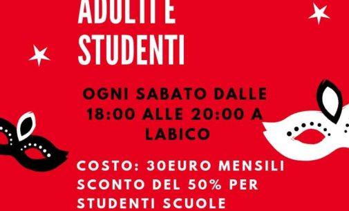 Labico – Laboratori teatrali per studenti e adulti