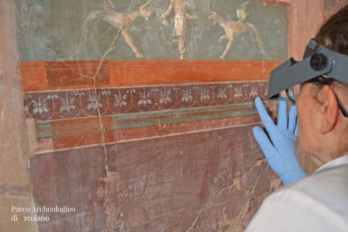 Parco Archeologico di Ercolano – Cantieri aperti a visitatori e appassionati
