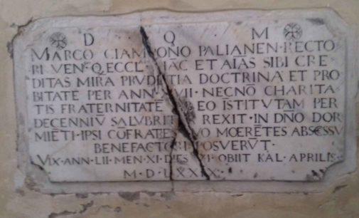 Velletri – 450° anniversario della fondazione dell'Arciconfraternita della Carità Orazione e Morte