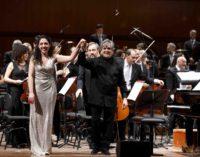 INTERNATIONAL CLASSICAL MUSIC AWARD AD ANTONIO PAPPANO E ALL'ORCHESTRA AL CORO DELL'ACCADEMIA DI SANTA CECILIA